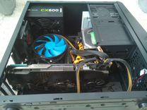 2х3.6GHz/8gb DDR4/3gb gddr5/1TB HDD+120g SSD/600W