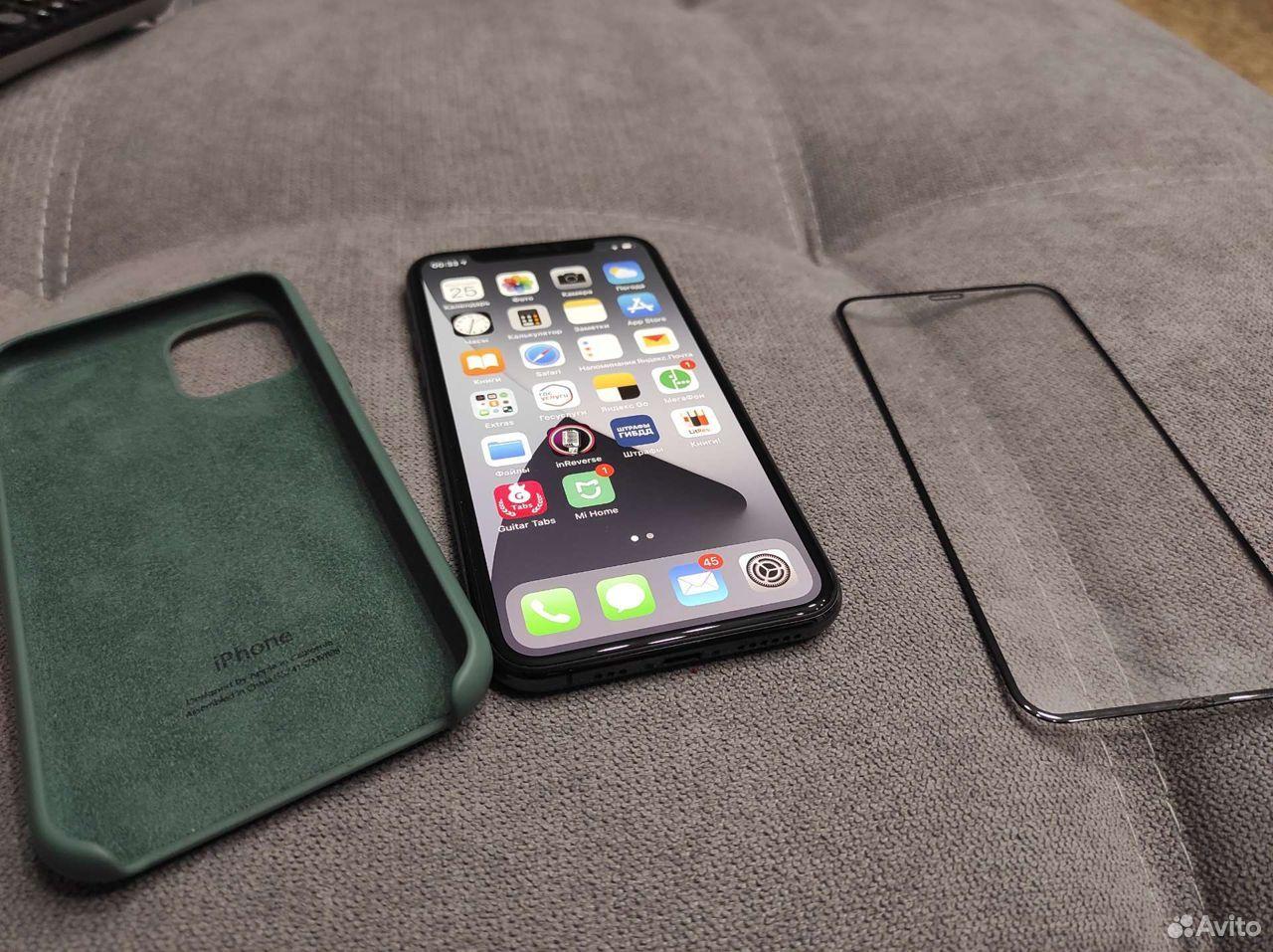 iPhone 11 Pro Space Gray 64 Gb 89290092281 купить 6