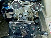 Kia spectra двигатель в сборе спектра