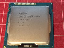 Процессор Intel Core i5-3470(3.2-3.6 Гц 6Mb)