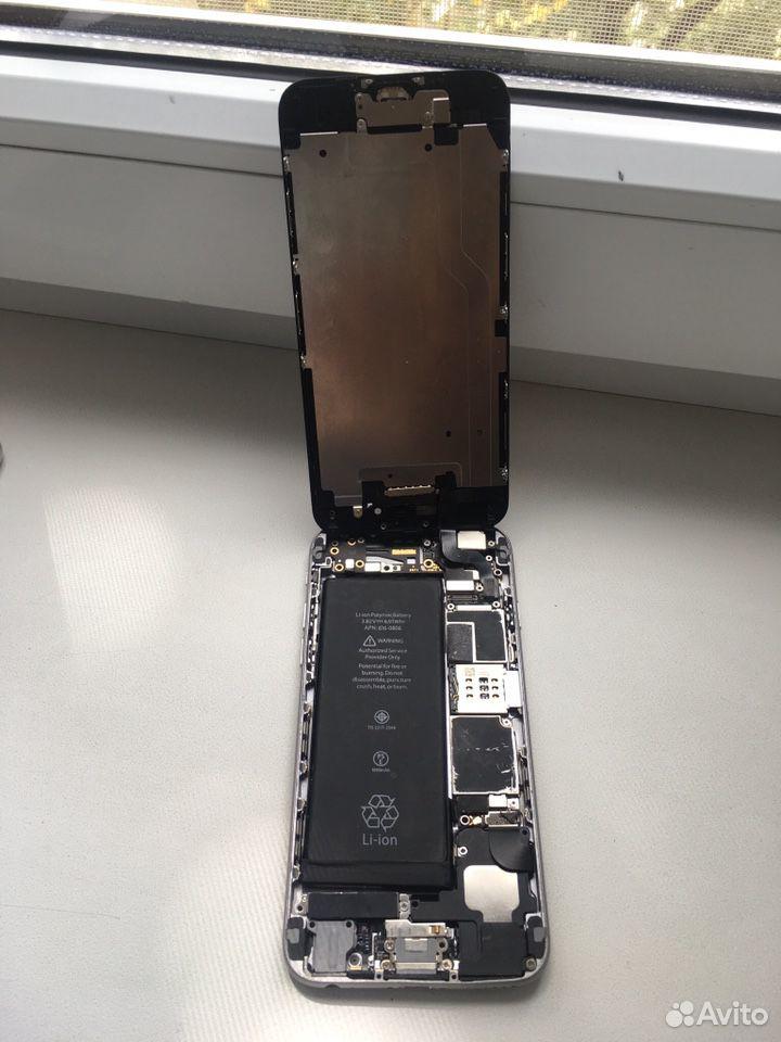 iPhone 6 32g не включается  89885888001 купить 5