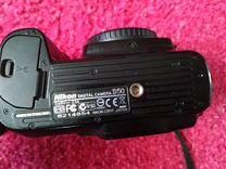 Nikon D50 — Фототехника в Магнитогорске