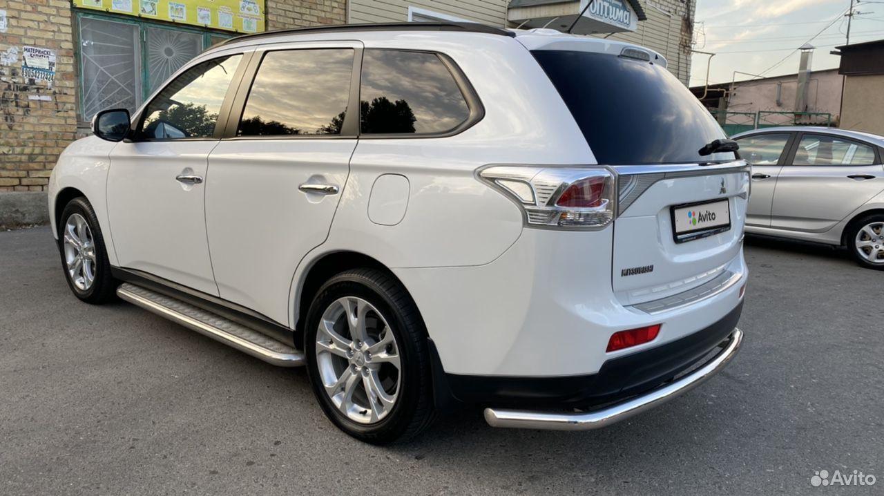 Mitsubishi Outlander, 2012  89682725964 купить 7