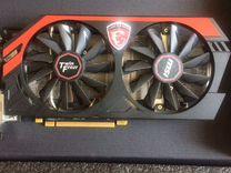 Продам видеокарту AMD R9 270 gaming 2 gb