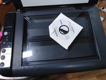 Принтер, сканер, печать цветная Epson сх4300