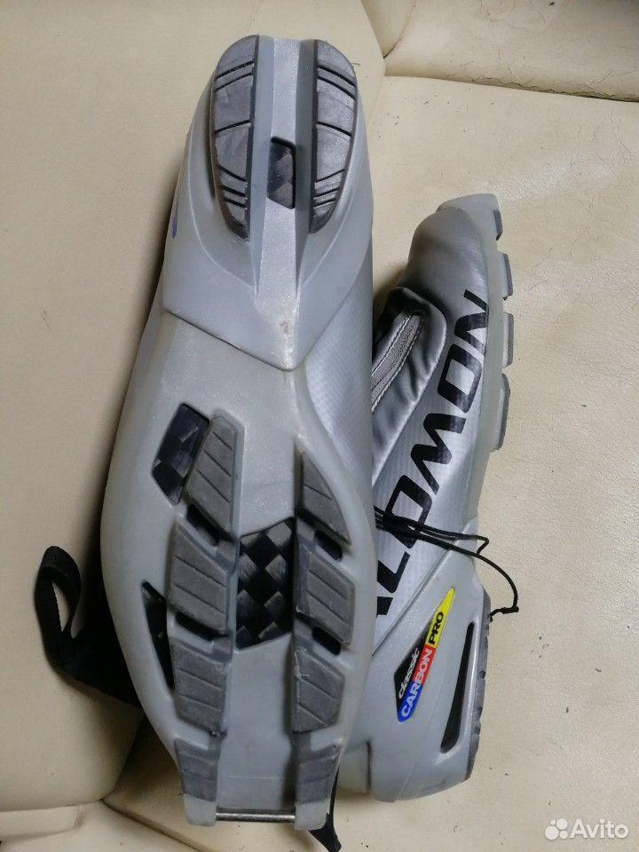Ботинки лыжные фирмы Salomon  89004045793 купить 1