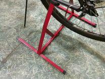 Подставка для обслуживания велосипеда