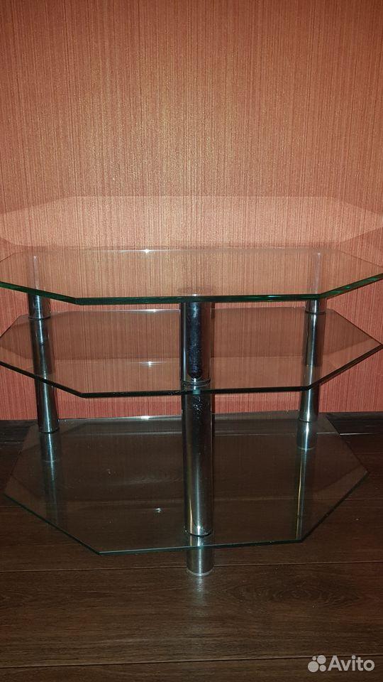 Стеклянный столик  89118966943 купить 1