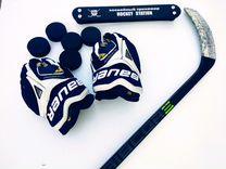 Хоккейные тренажёры синтетический лёд