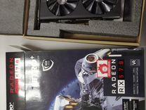 Видеокарта AMD Radeon RX570