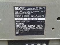 Магнитофон sharp GF-8787Z