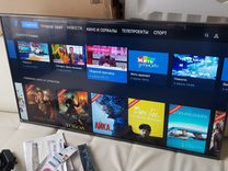 Sony bravia.Smart TV.Wi-Fi.Bluetooth.42 дюйма