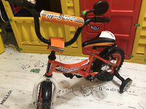 Детский велосипед wily rocket 12