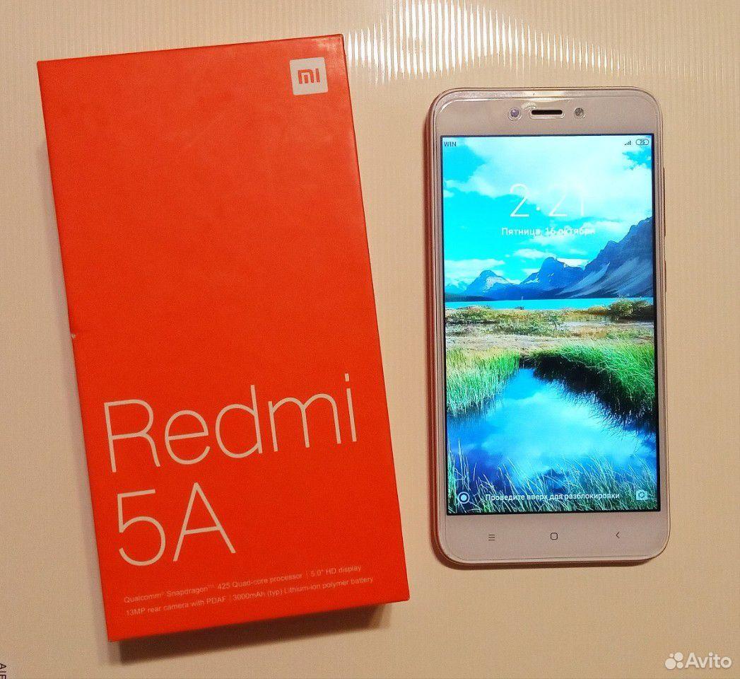 Телефон Xiaomi redmi 5A  89789841546 купить 1