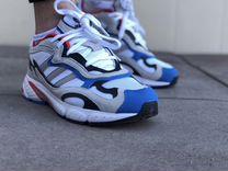Adidas temper run Chalk Chrome