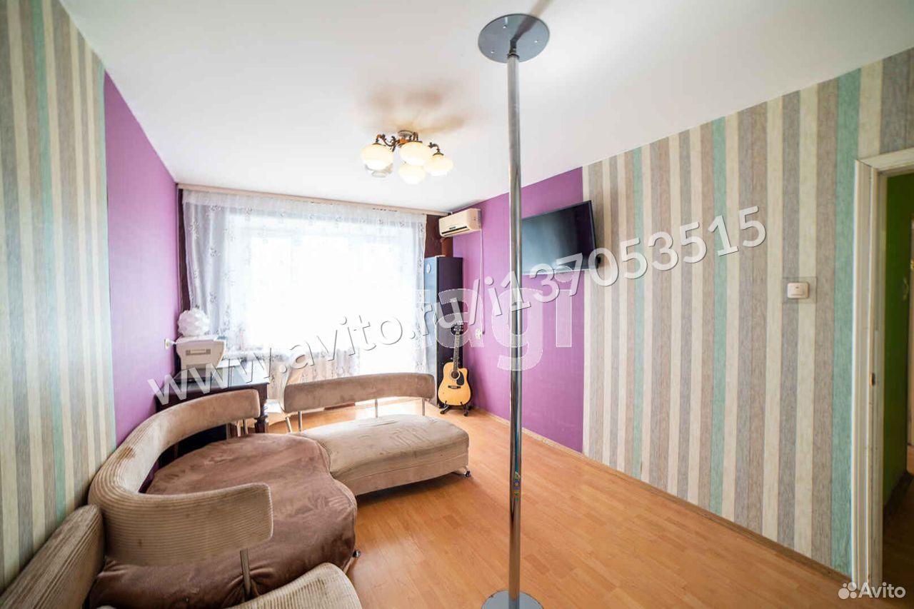 2-к квартира, 51.1 м², 4/6 эт.  89143708891 купить 2