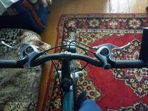 Велосипед Турист. Scorpio. Shimano