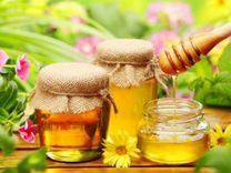 Натуральный мёд 201 г. Первый сбор