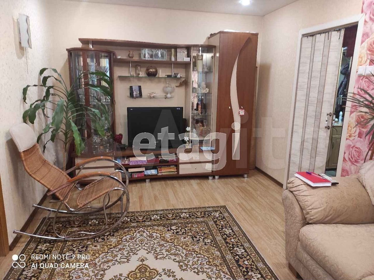 3-к квартира, 62.4 м², 5/5 эт.  89118702449 купить 3