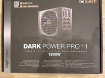 Блок питания be quiet. Dark power pro 11 1200w