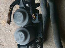 BMW E65 E66 клапан печки