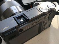 Sony A6000 + кит 16-50мм