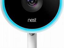 Камера видеонаблюдения Nest Cam IQ Indoor NC3100US
