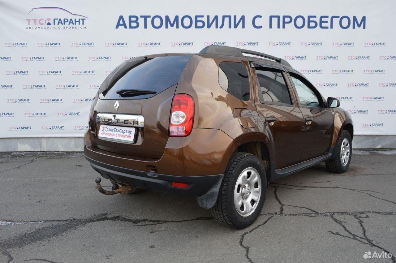 Renault Duster, 2013  83412650634 купить 5