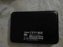 Внешний жёсткий диск Toshiba 1 TB новый