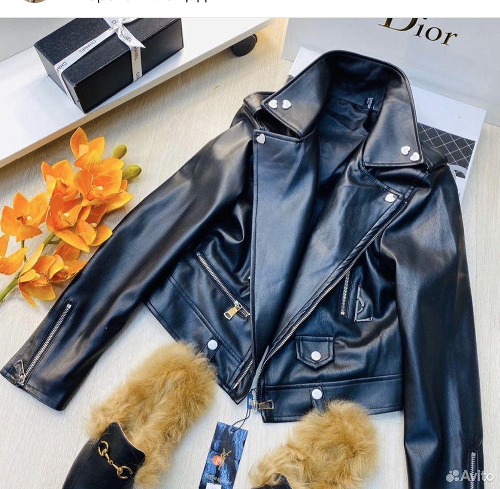 Кожаная куртка  89519299882 купить 4