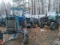 Разборка трактора мтз