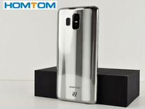 Новый HomTom S7 32Гб серебро — Бытовая электроника в Первоуральске