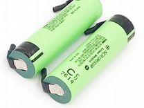 Аккумулятор высокотоковый без защиты 18650 3400мА