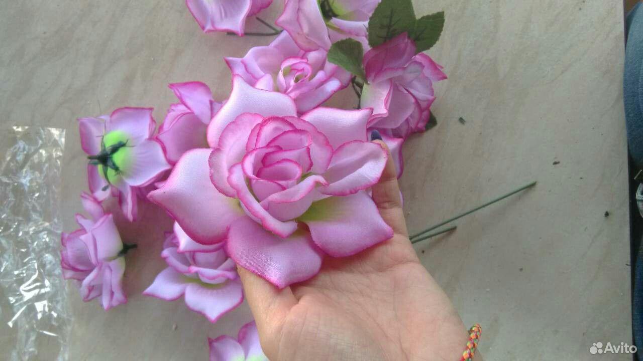 Цветы искусственные для декора  89323259045 купить 1