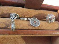 Pandora оригинал серебро сняты с производства