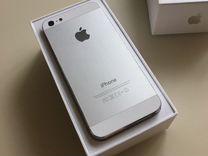 Apple iPhone 5 16Гб белый