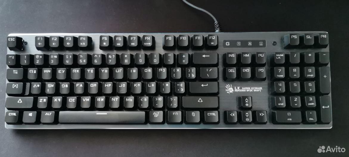 Клавиатура A4Tech Bloody B760 89780261567 купить 1