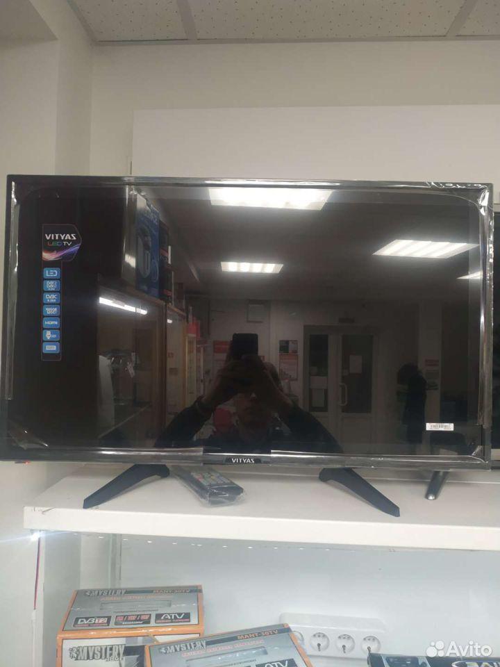 Телевизор vityaz 32 дюйма кгн01