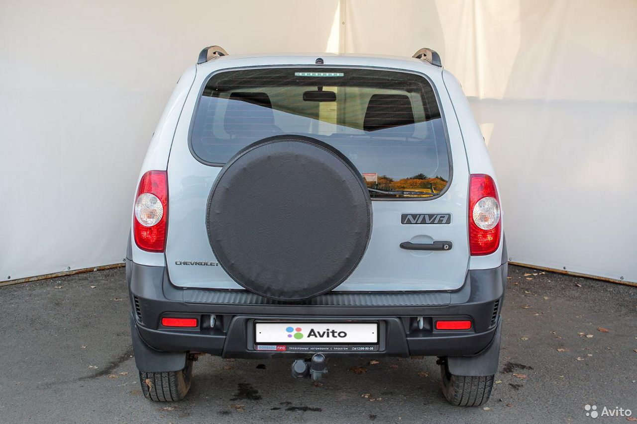Chevrolet Niva, 2018  83412998008 купить 6