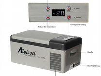 Автохолодильник компрессорный Alpicool 15л новый